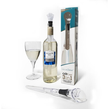 Chill Core - 3-in-1 Wine Chiller