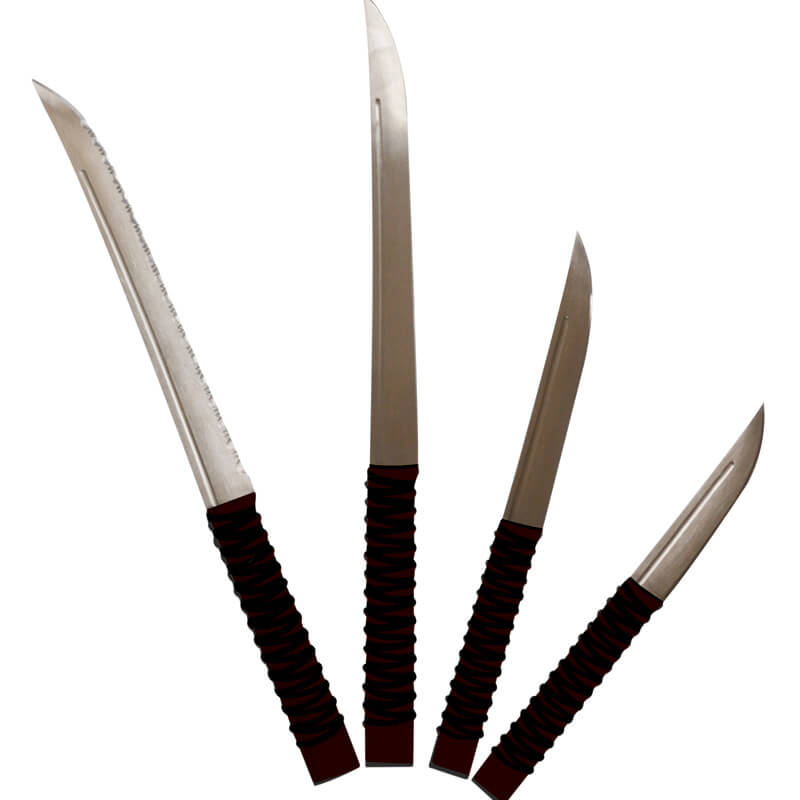 samurai kitchen knives buy from prezzybox com