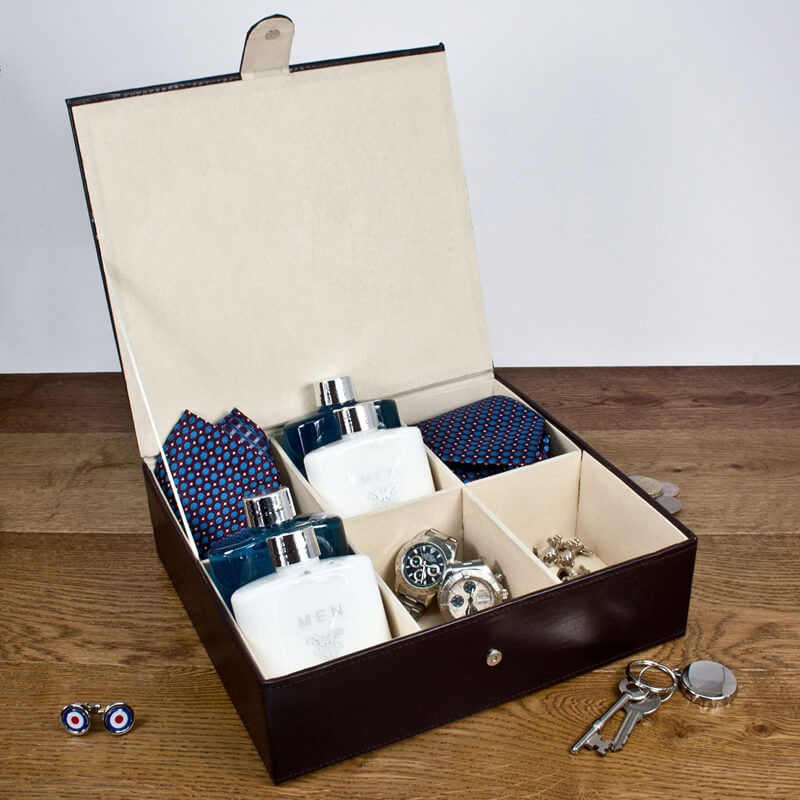 Personalised Tie Box