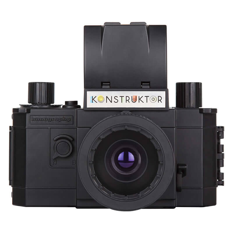 Konstruktor Flash - Construct Your Own SLR Camera