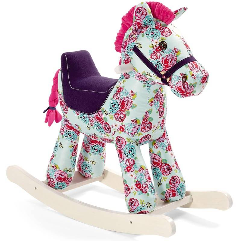 Toys From The 40s : Blossom rocking horse by mamas papas buy from