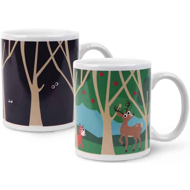 Woodlands Morphing Mug