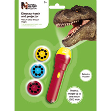 Image of Dinosaur Torch & Projector