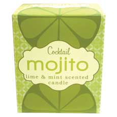 Mojito Cocktail Scented Candle