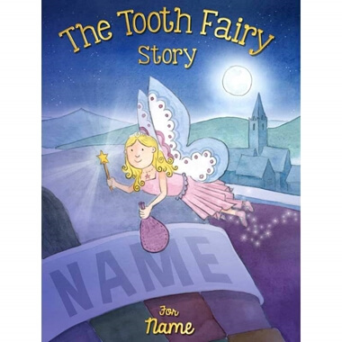 Personalised Tooth Fairy Book