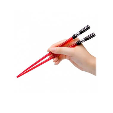 Star Wars Lightsaber Chop Sticks - Darth Vader