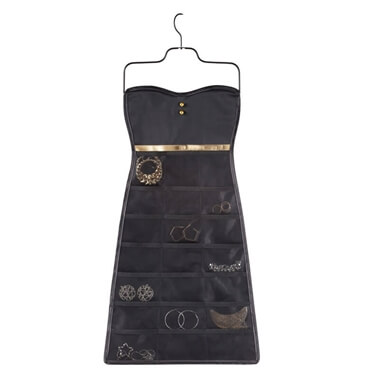 Bow Dress - Jewellery Organiser