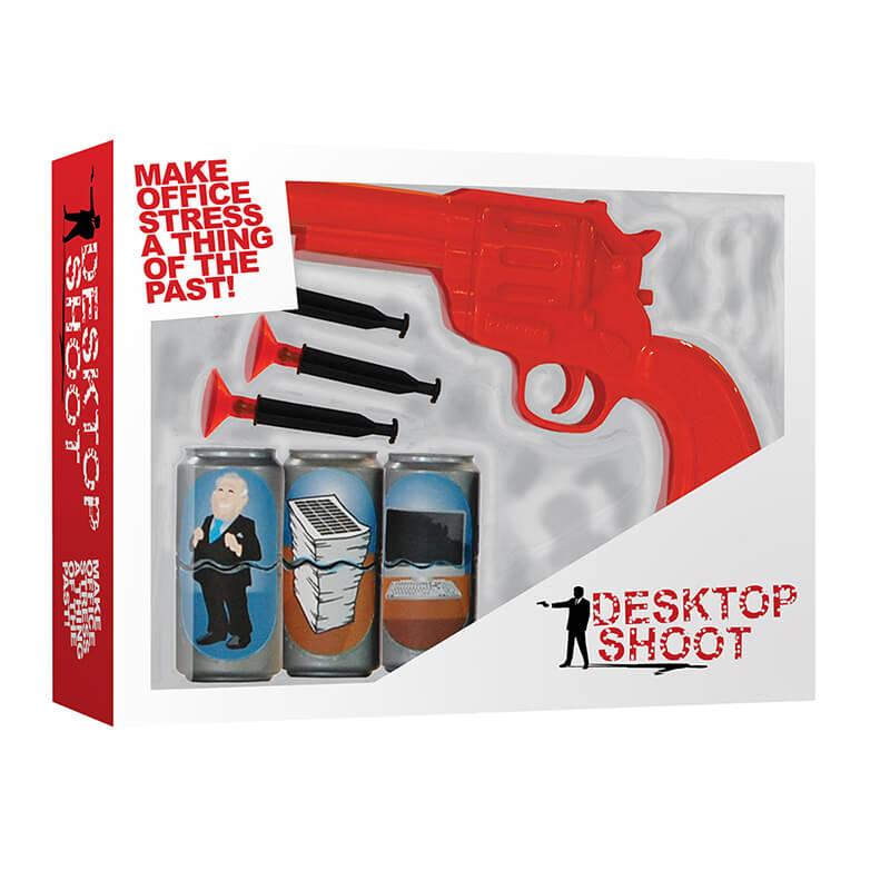Desktop Shooting Game