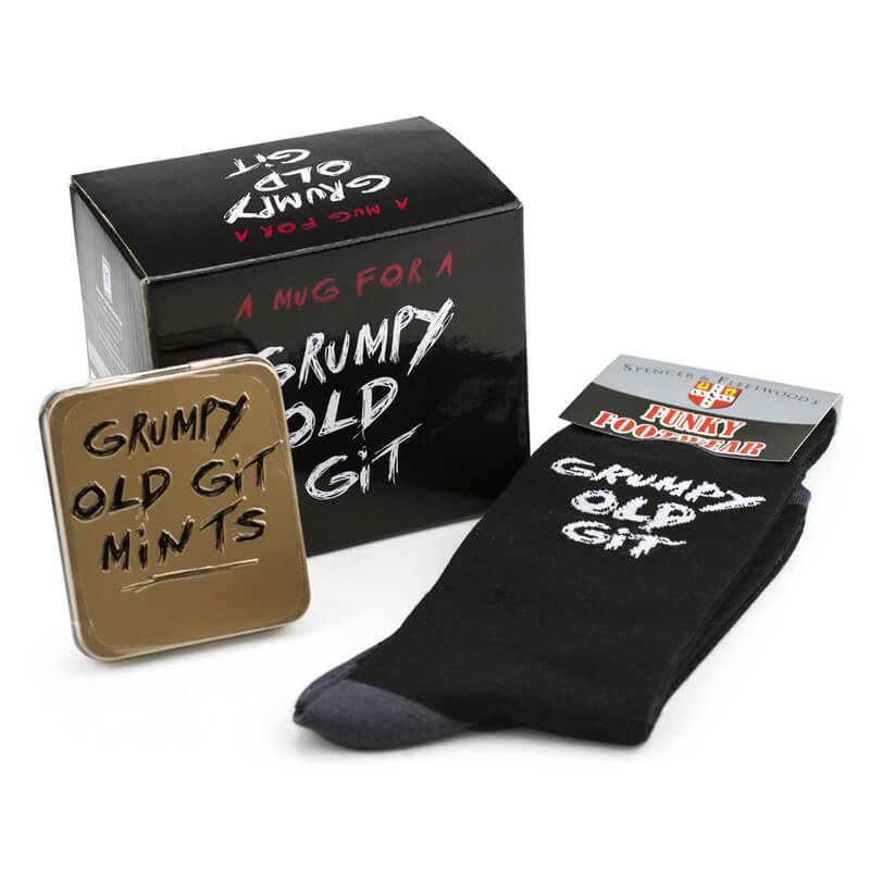 Grumpy Old Git Kit