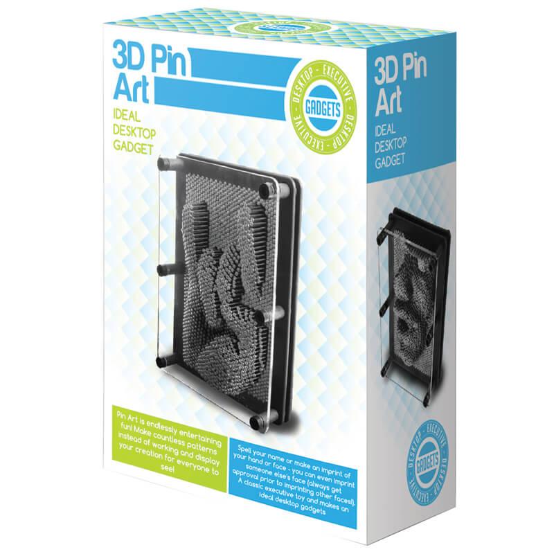 Pin Art - Executive Desktop Gadget