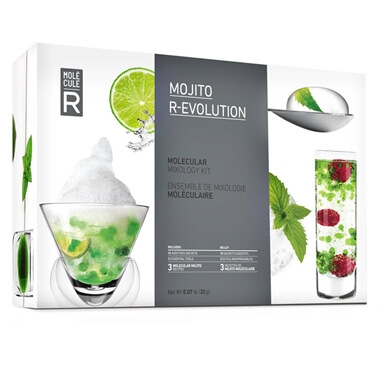 Molecular Mojito Mixology Kit