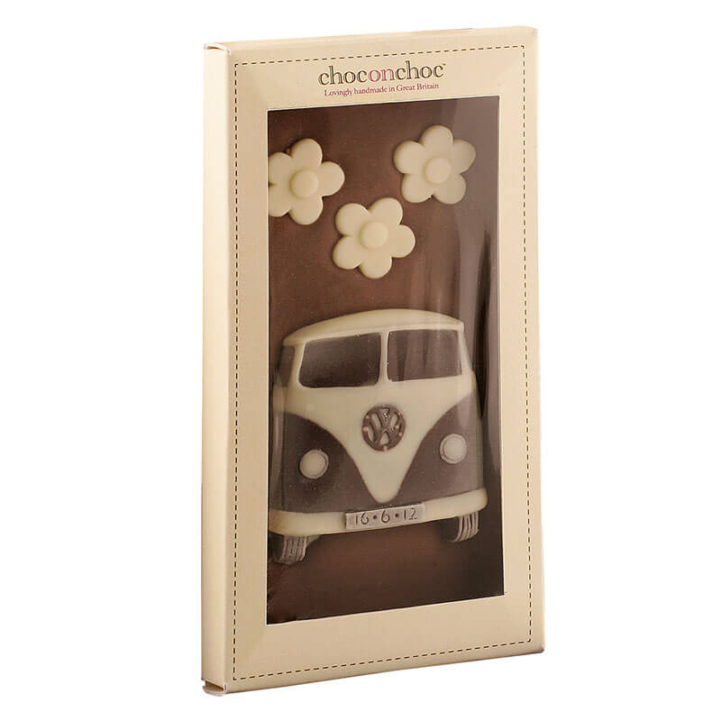 Campervan Chocolate Bar