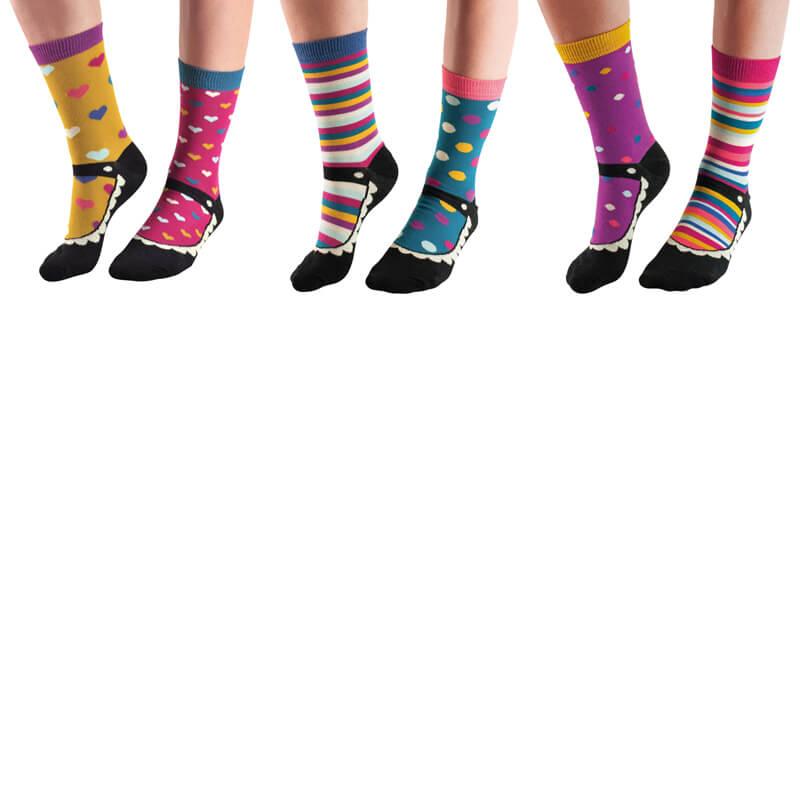 Oh Mary! Ladies Socks
