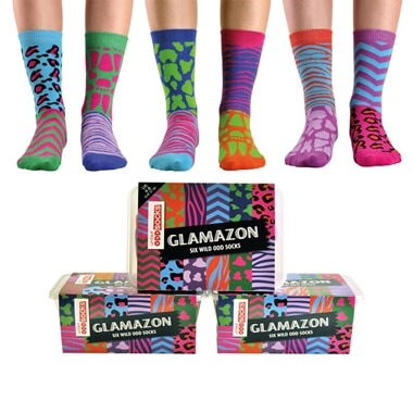 Glamazon Ladies Socks