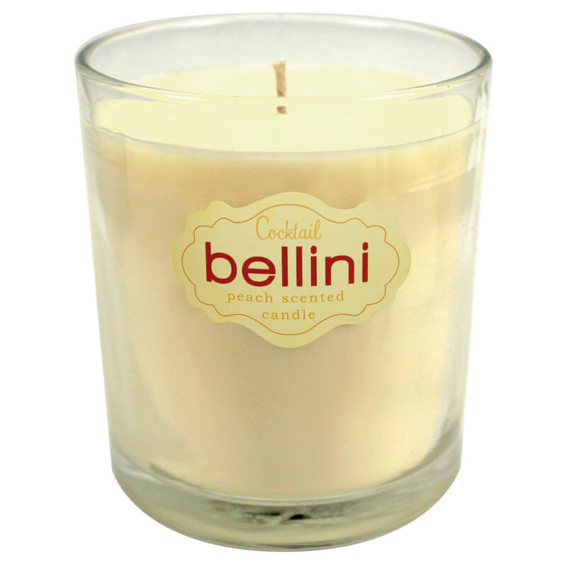 Bellini Cocktail Scented Candle