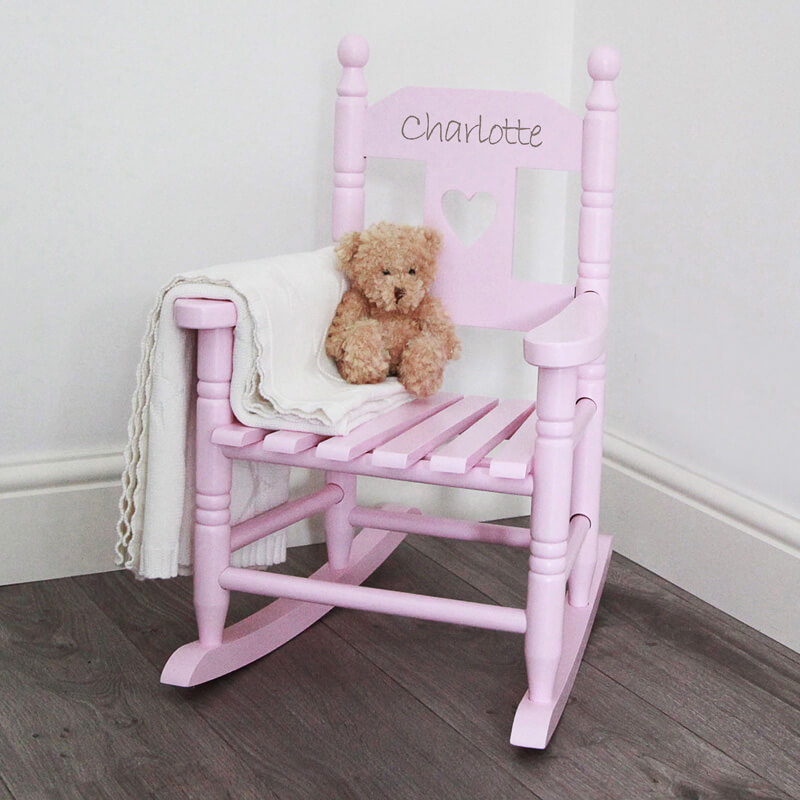 Personalised Rocking Chair