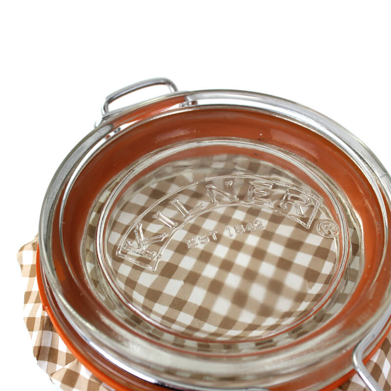 Personalised Glass Kilner Jar