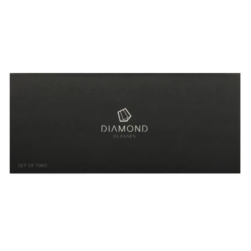 Diamond Glass Set