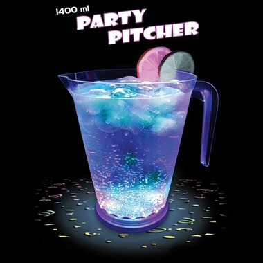 LED Colour Changing Pitcher Jug
