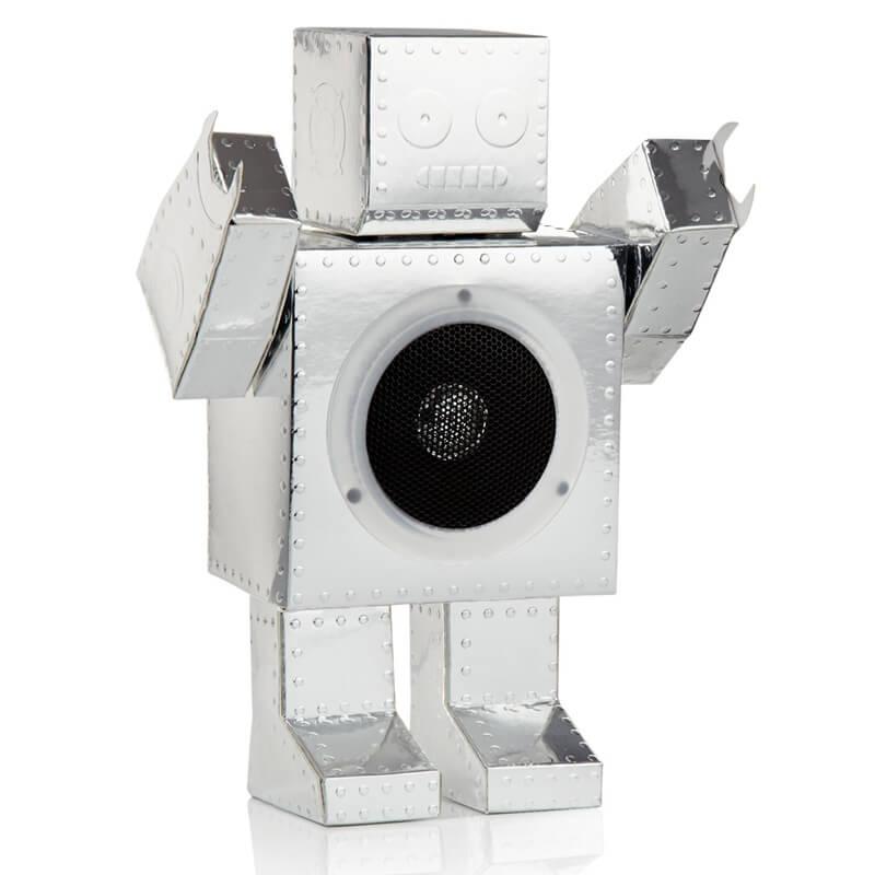 Beat Bot Flat Pack Speaker Robot