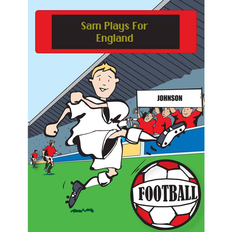 personalised footballing ebook review
