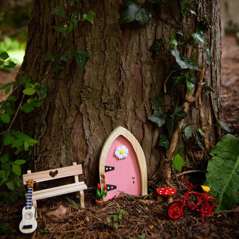 Magical fairy door buy from for Idea behind fairy doors