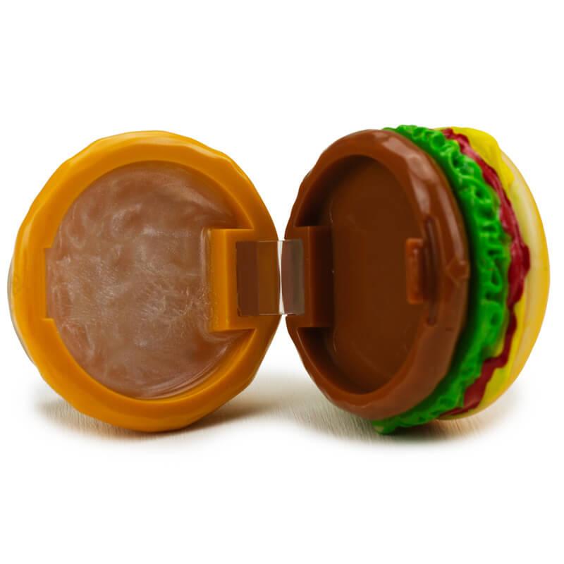 Burger and Fries Lip Balm Duo