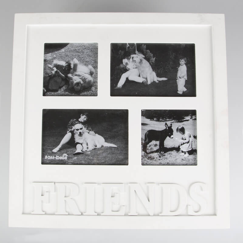 friends multi photo frame