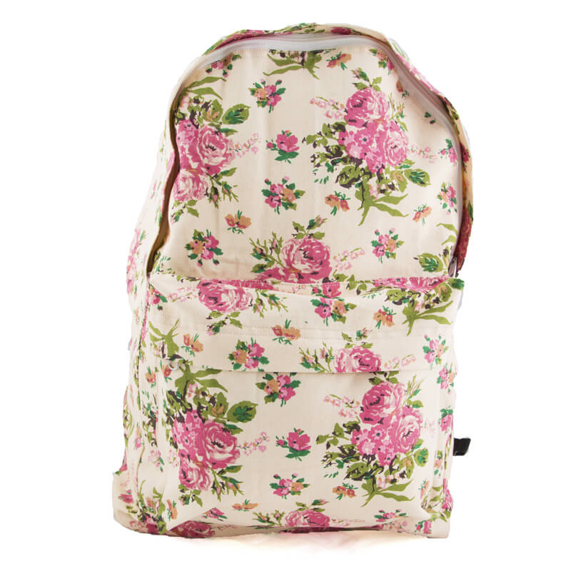Pink Roses Backpack