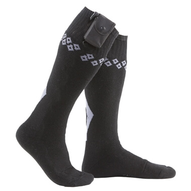 Battery Heated Thinsulate Socks - Small