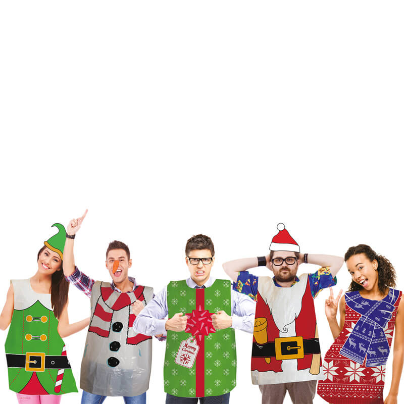 Emergency Christmas Outfits