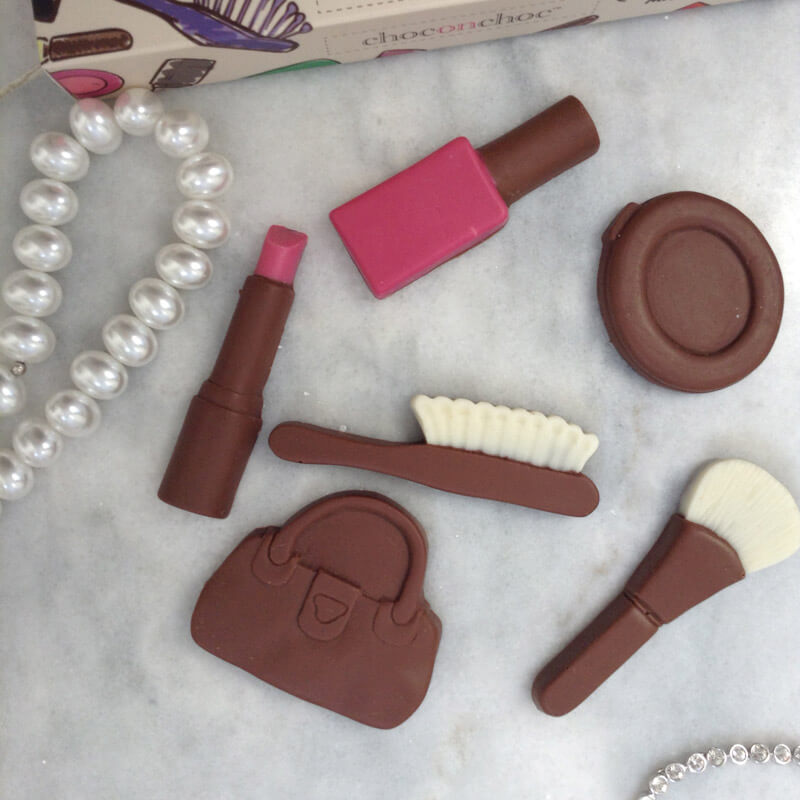 Chocolate Make Up Set