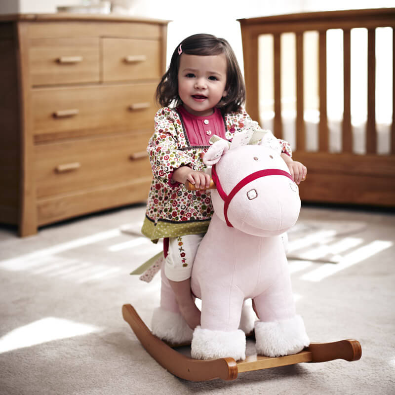 Pollyanna Pony Rocking Animal by Mamas and Papas