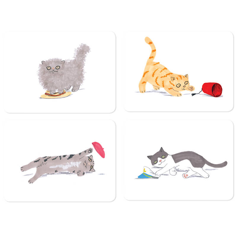 Cats & Hats Placemats