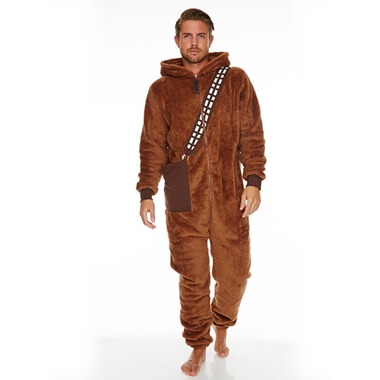 Star Wars Chewbacca Onesie