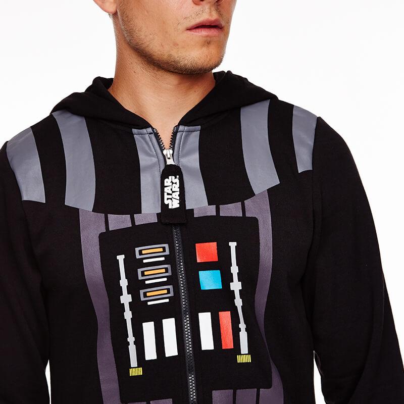 Star Wars Darth Vader Onesie