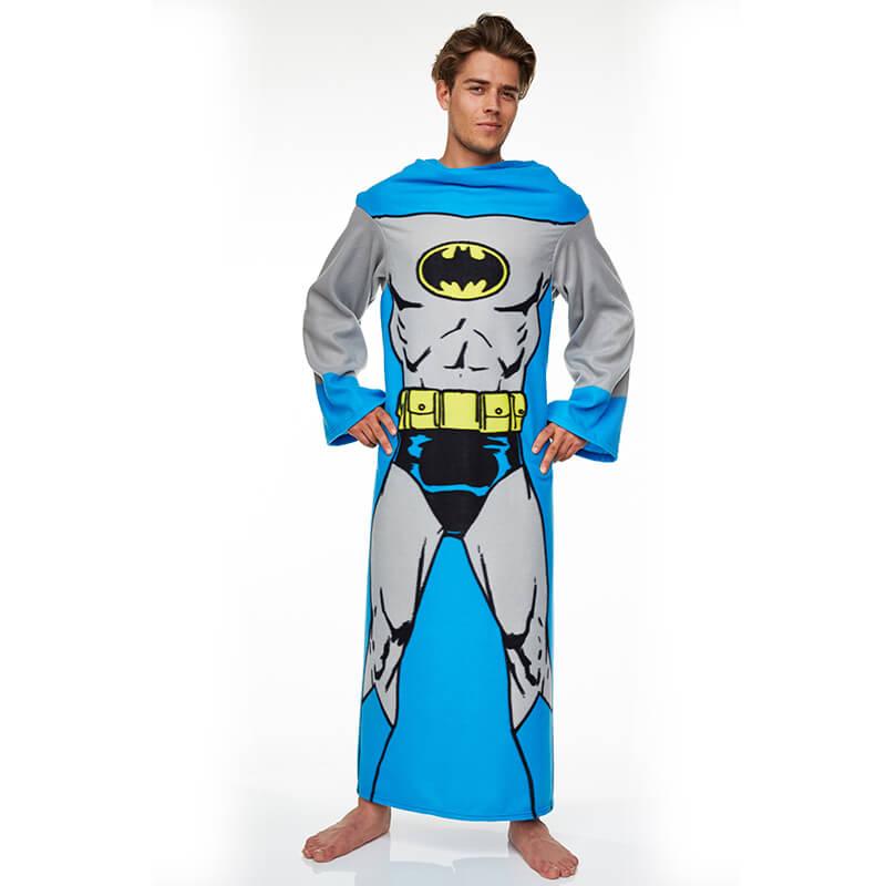 DC Comics Fleece Lounger - Batman