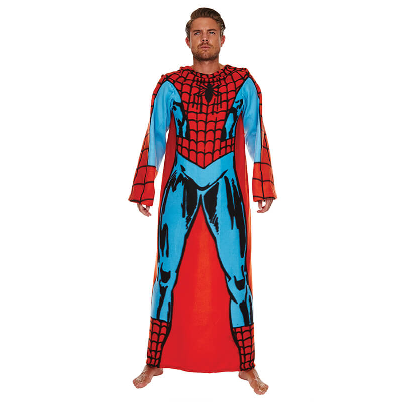DC Comics Fleece Lounger - Spiderman