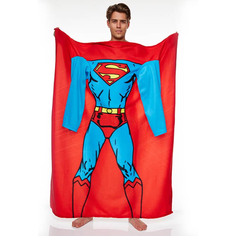 DC Comics Fleece Lounger - Superman