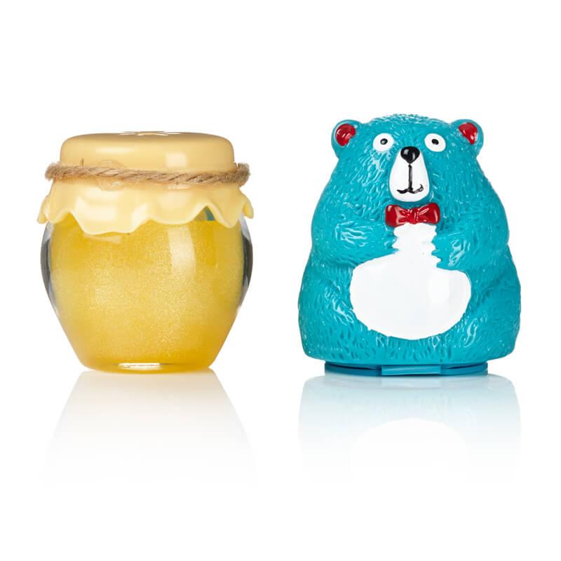 Woodland Bear and Honey Pot Lip Balm Duo