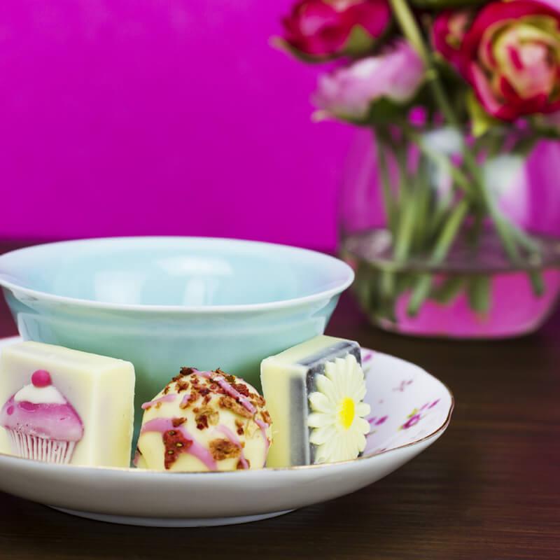 Chocolate Tea and Truffles