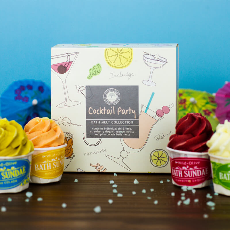 2c06cf6034 Cocktail Bath Melts - Buy from Prezzybox.com