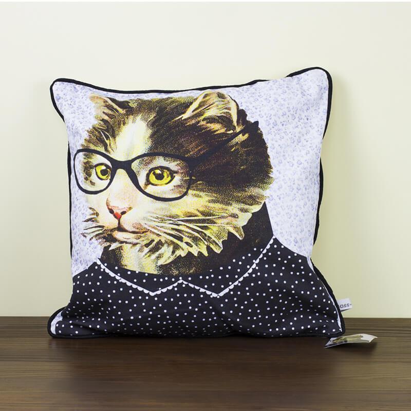 Cat Dress Up Cushion