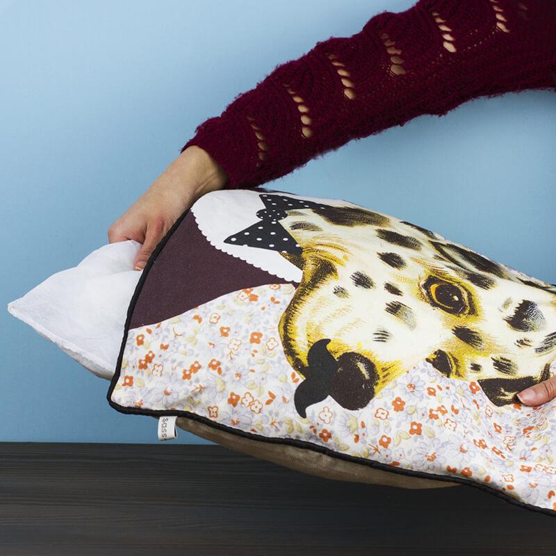 Dog Dress Up Cushion