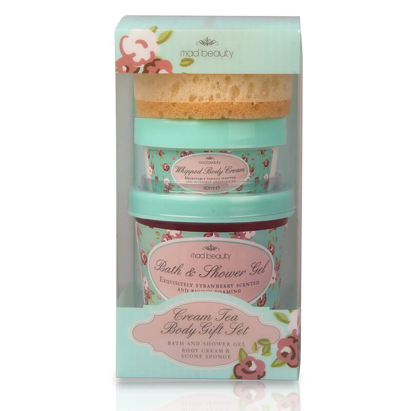 Cream Tea Body Gift Set