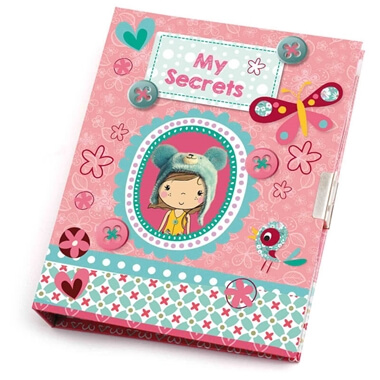 My Secret Diary & Activity Book