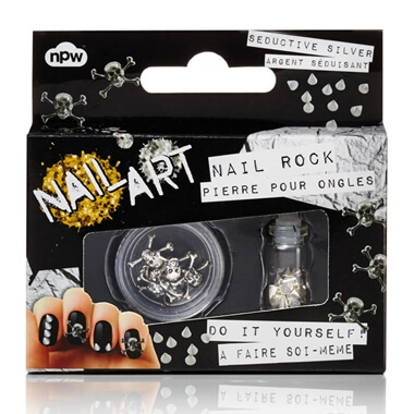 Rock Bling Nail Kit – Seductive Silver