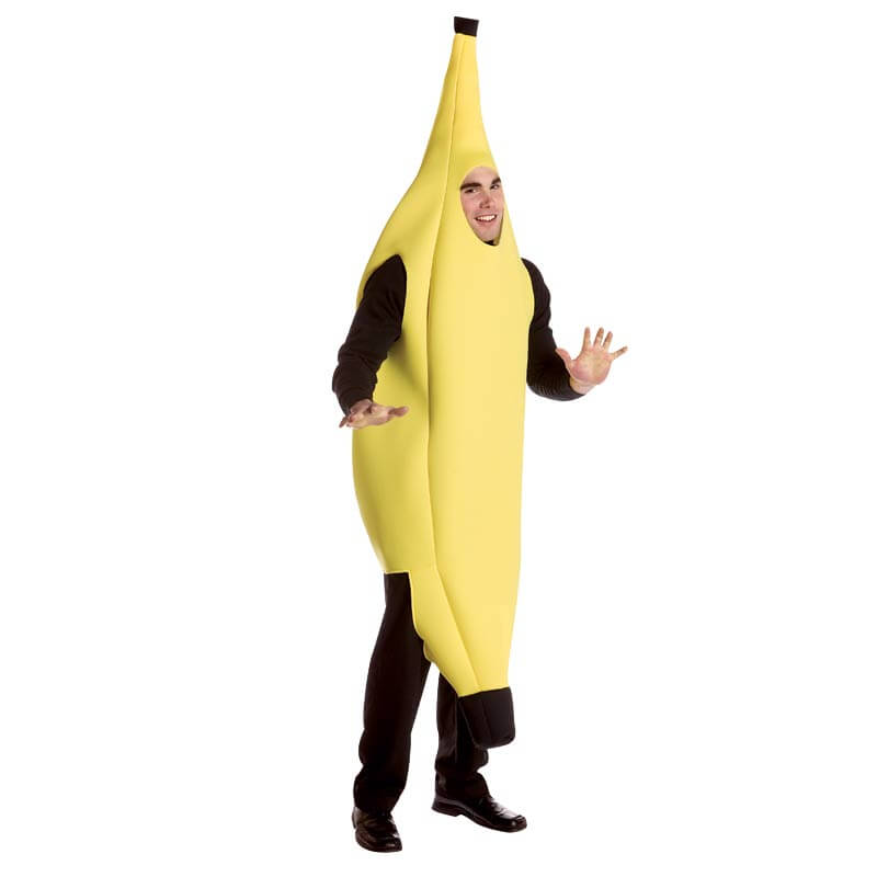 Deluxe Banana Costume