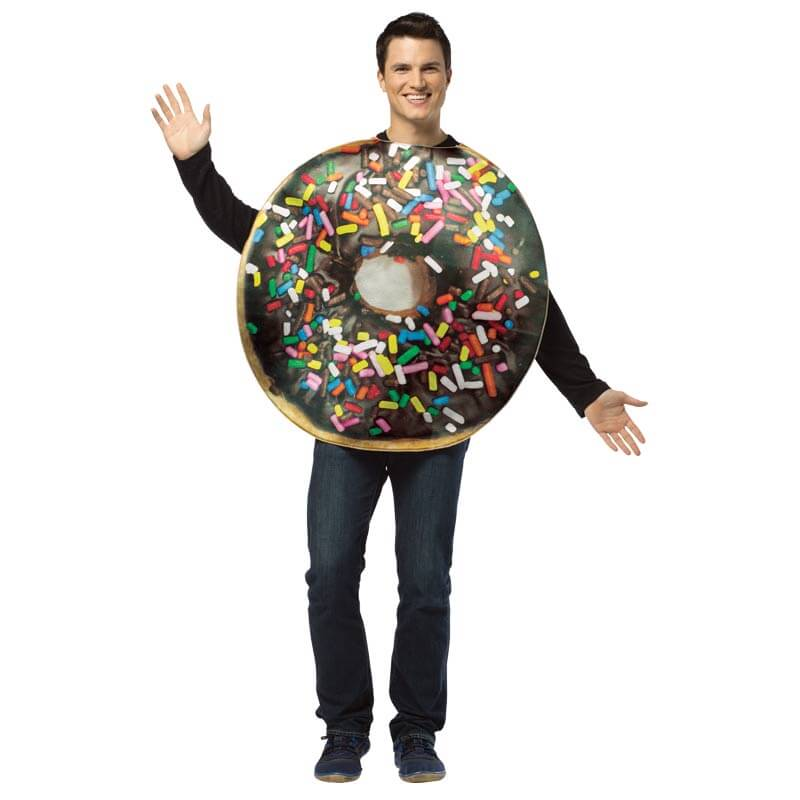 Get Real Doughnut Costume