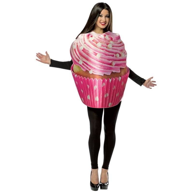 Pink Cupcake Costume